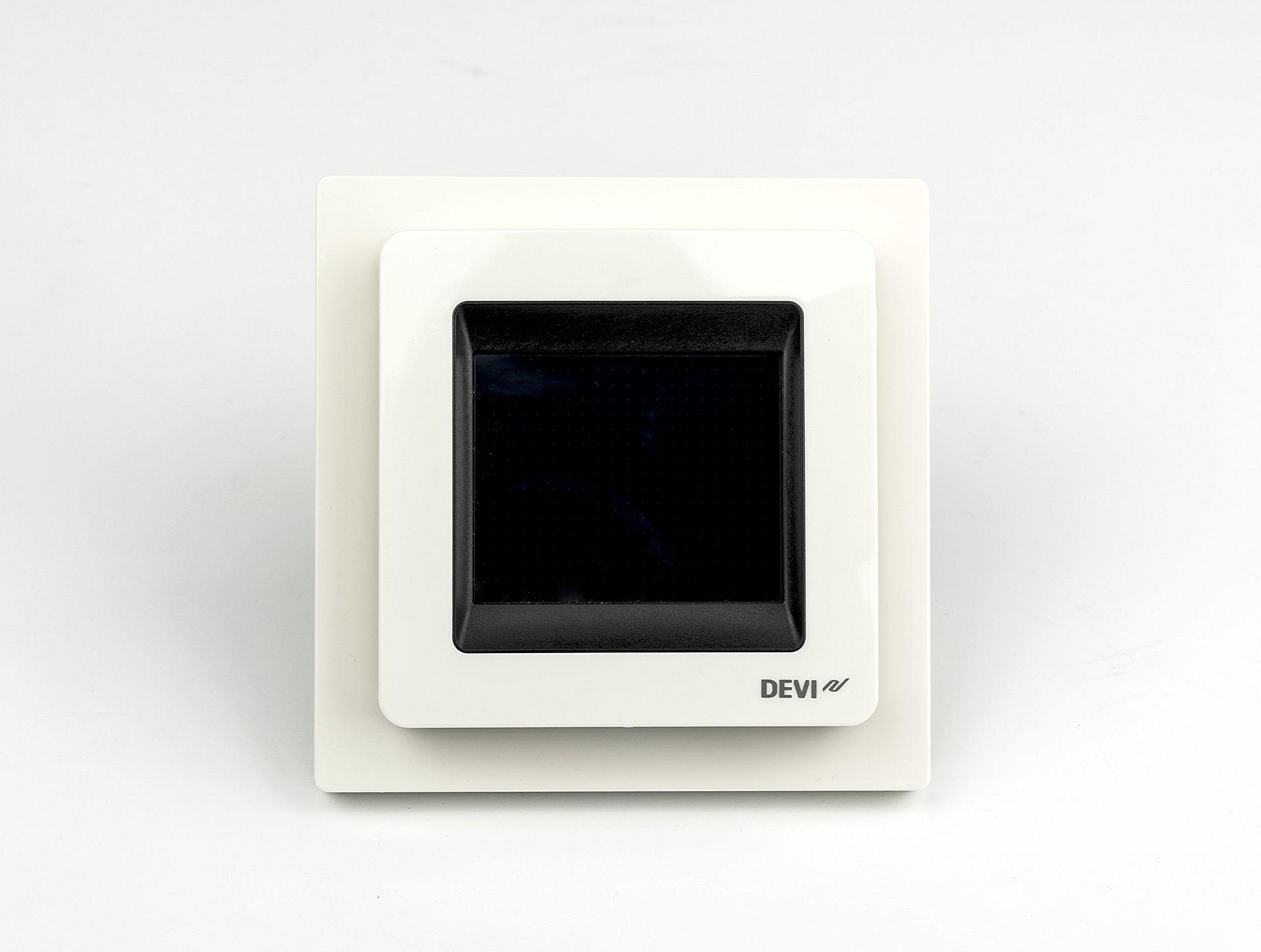 DEVIreg™ Touch  Polárna Biela