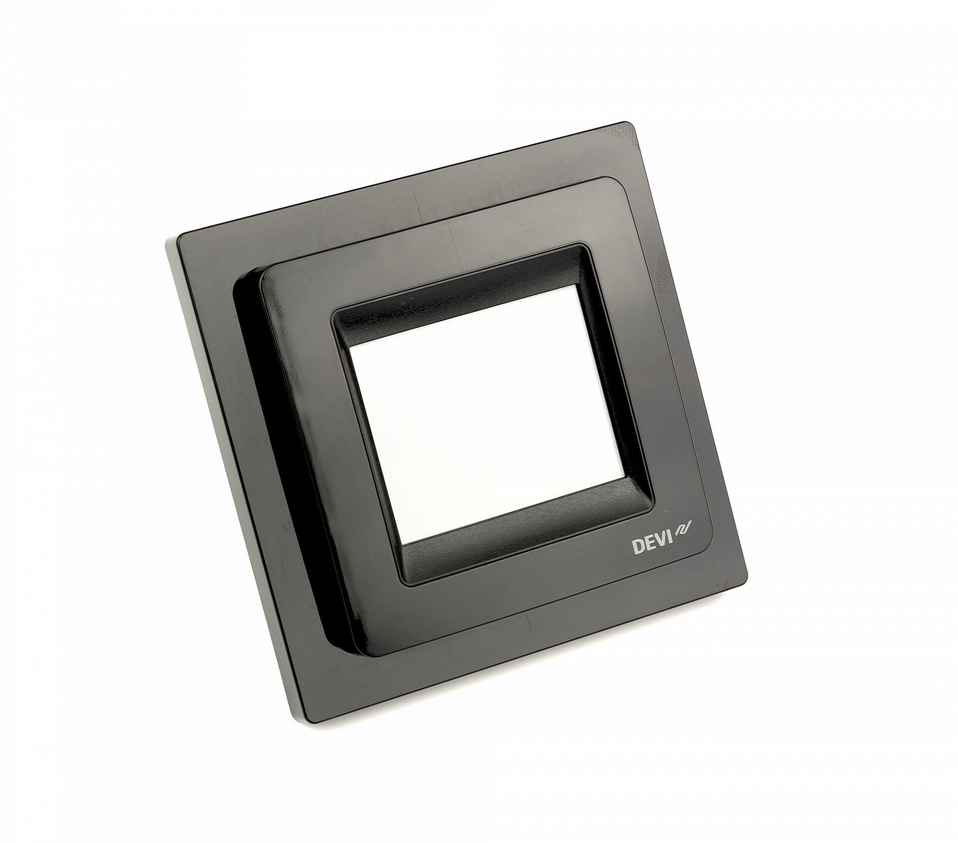 DEVIreg™ Touch  Biela čierna