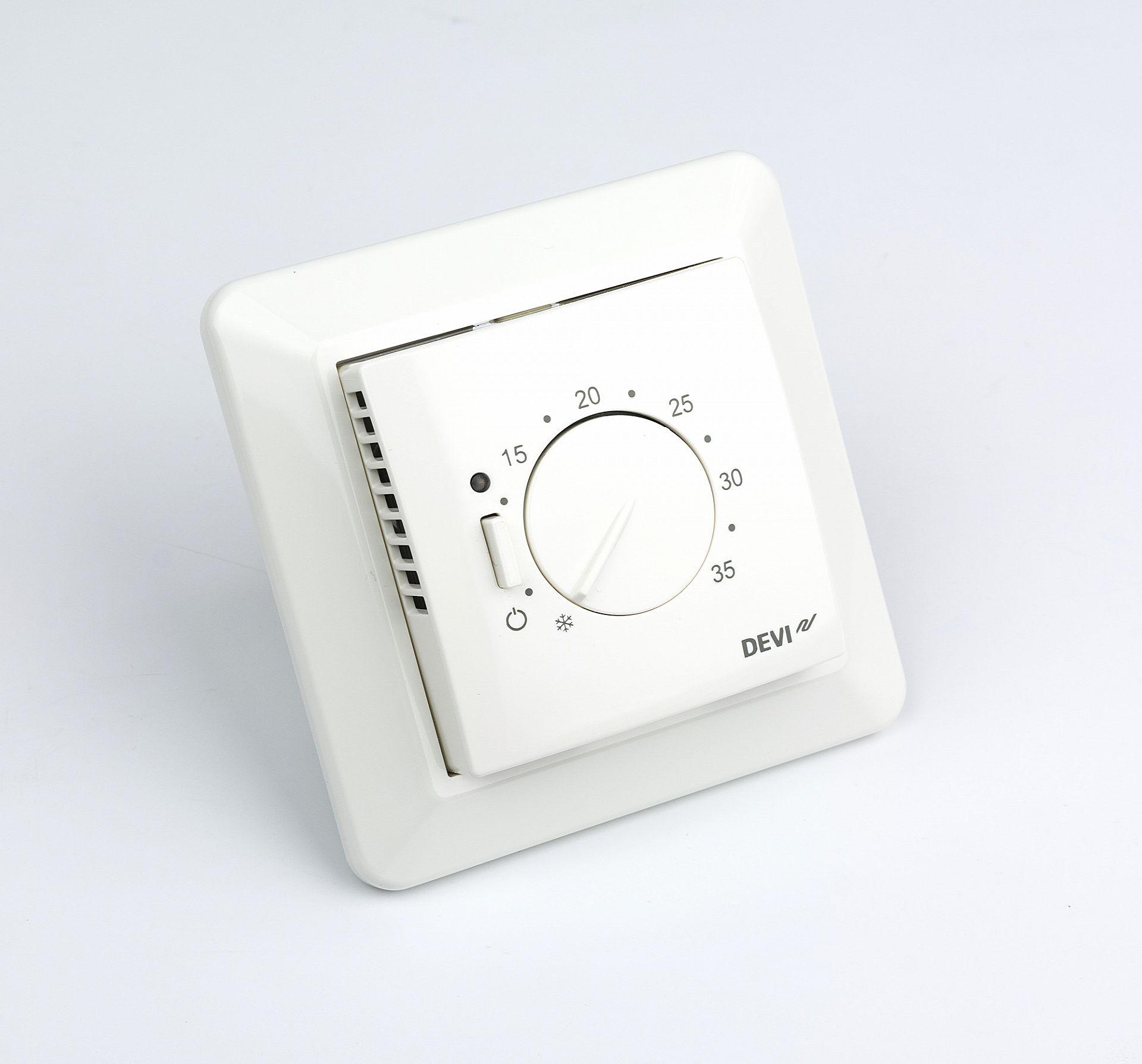 DEVIreg™ 532  Čistá Biela